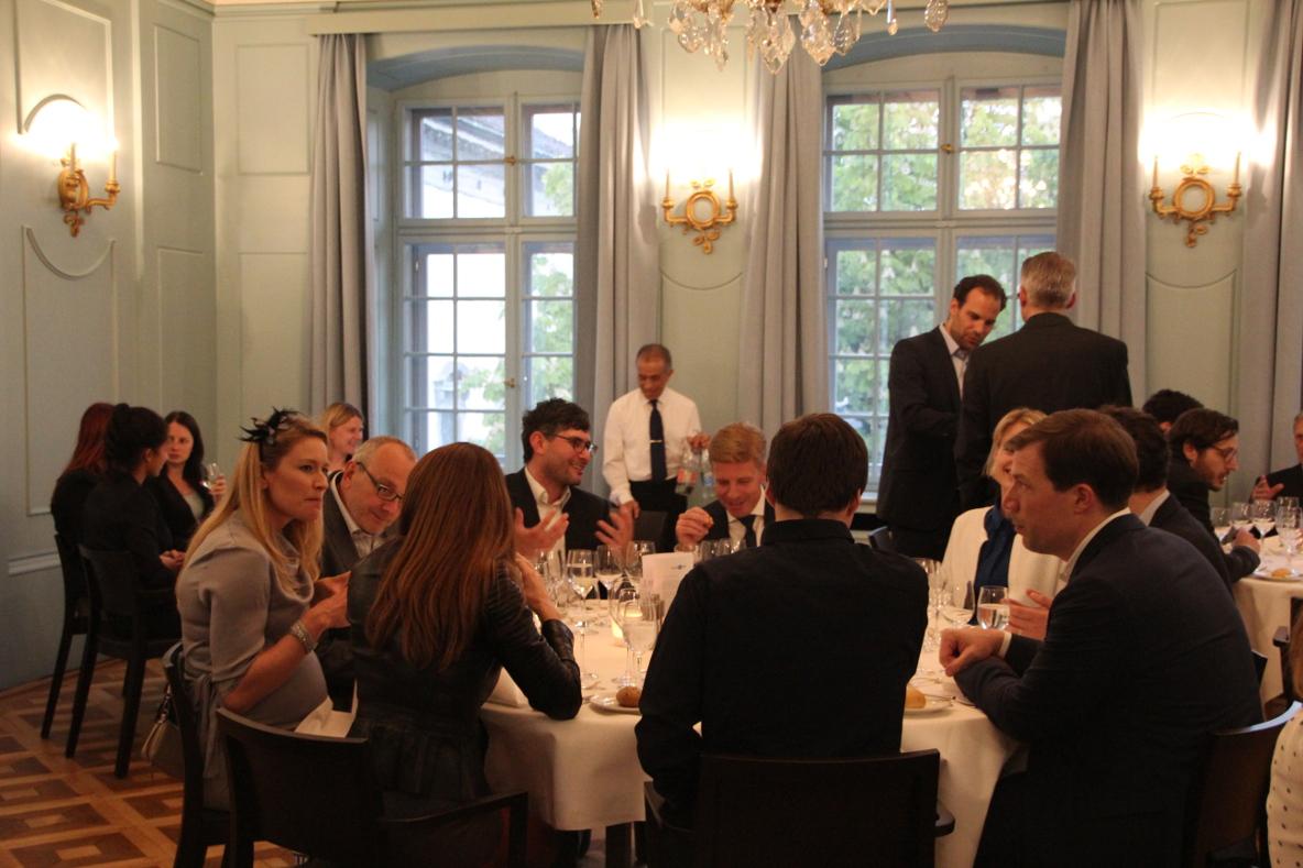 Gala-Dinner der Litigation-PR-Tagung 2017